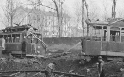 Il tram va alla guerra