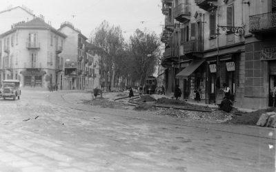 Borgo Rossini, anni '30