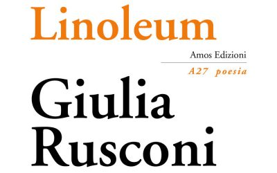 Sul Ponte diVersi: Giulia Rusconi