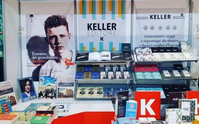 10 lettori per Keller Editore