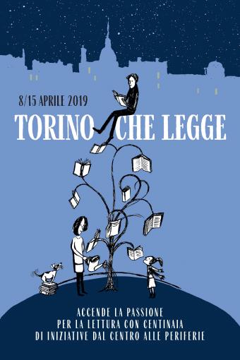 Torino che legge