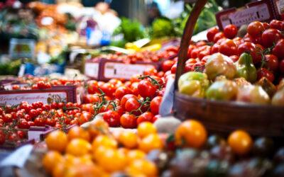 Il mercato di piazza Foroni