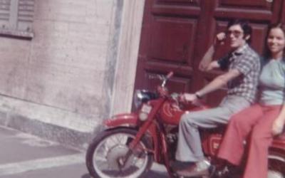 Via Crescentino, dal 1958