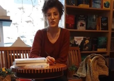 In diretta dalla libreria: Martina Merletti