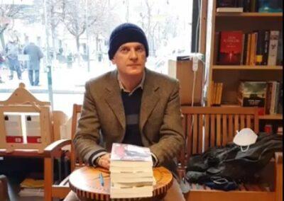 In diretta dalla libreria: Giuseppe Culicchia