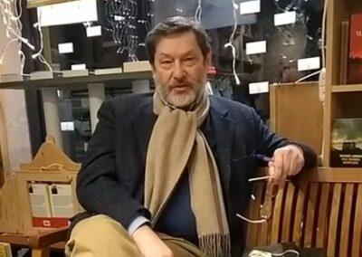 In diretta dalla libreria: Enrico Pandiani