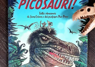 Picosauri! di Pino Pace e Giorgio Sommacal