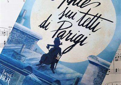 Sophie sui tetti di Parigi di Katherine Rundell