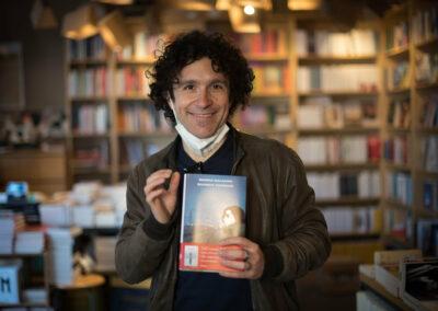 In diretta dalla libreria: Marco Balzano