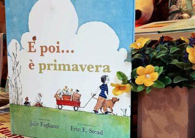E poi… è primavera di Julie Fogliano e Erin E. Stead
