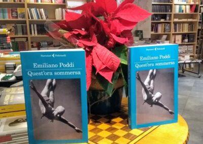 In diretta dalla libreria: Emiliano Poddi