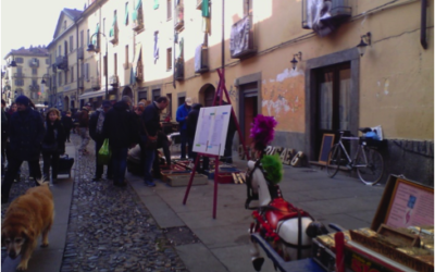 """La """"poesia"""" del Borgo e per il Borgo"""